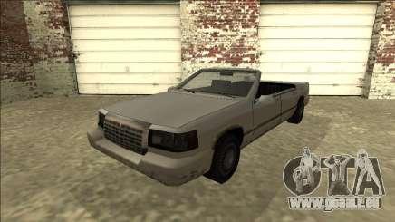 Stretch Sedan Cabrio für GTA San Andreas