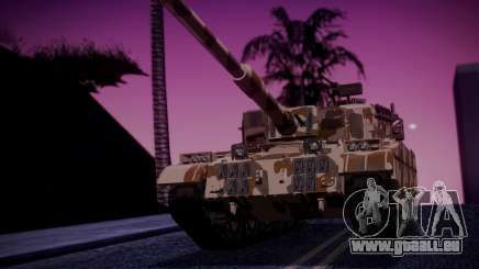 GTA 5 Rhino Tank IVF für GTA San Andreas