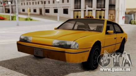 Taxi Emperor v1.0 für GTA San Andreas
