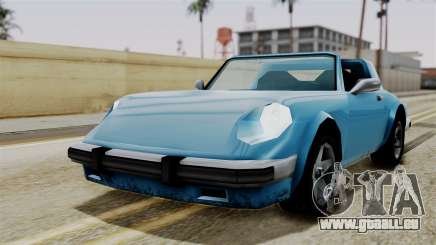 Comet from Vice City Stories pour GTA San Andreas