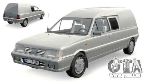 Daewoo-FSO Polonez Bella Gepanzerte 2000 für GTA 4