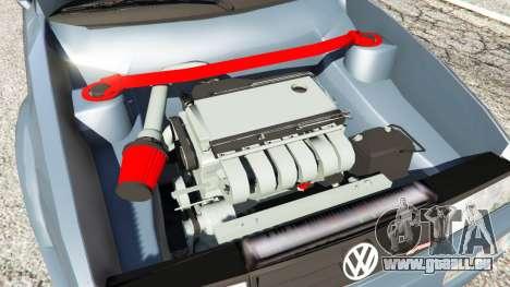 GTA 5 Volkswagen Corrado VR6 hinten rechts