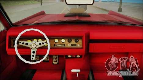 GTA 5 Vapid Chino Bobble Version IVF für GTA San Andreas rechten Ansicht