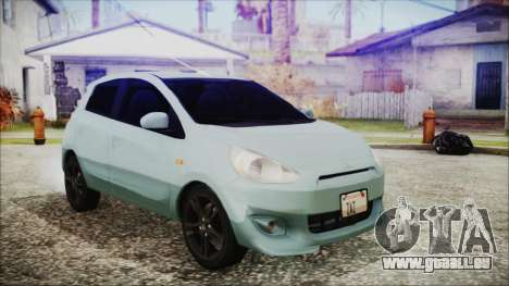 Mitsubishi Mirage GLS pour GTA San Andreas