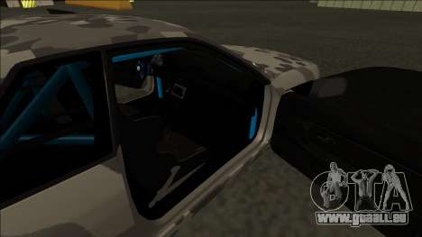 Nissan Skyline R32 Drift für GTA San Andreas Motor