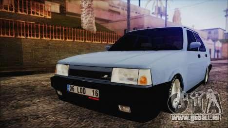 Tofas Sahin S pour GTA San Andreas