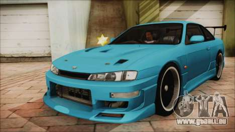 Nissan Silvia S14 Chargespeed Kantai Collection pour GTA San Andreas