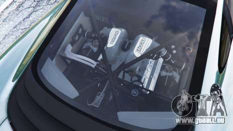 GTA 5 Jaguar XJ220 v0.8 droite vue latérale