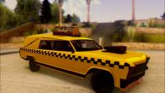 Albany Lurcher Taxi