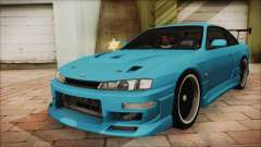 Nissan Silvia S14 Chargespeed Kantai Collection