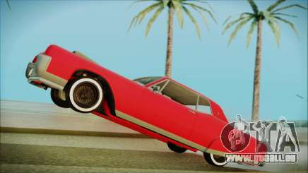 GTA 5 Vapid Chino Bobble Version IVF pour GTA San Andreas