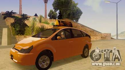 Karin Dilettante Taxi pour GTA San Andreas