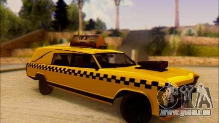 Albany Lurcher Taxi für GTA San Andreas