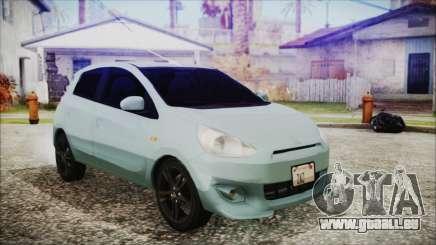 Mitsubishi Mirage GLS für GTA San Andreas