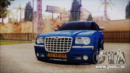 La Chrysler 300C berline pour GTA San Andreas