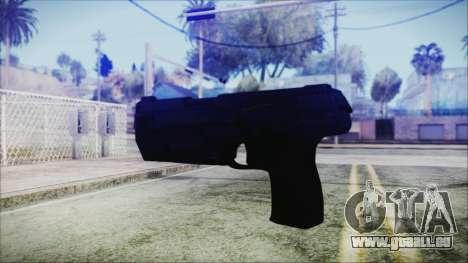 Pain 50 Caliber Pistol für GTA San Andreas zweiten Screenshot