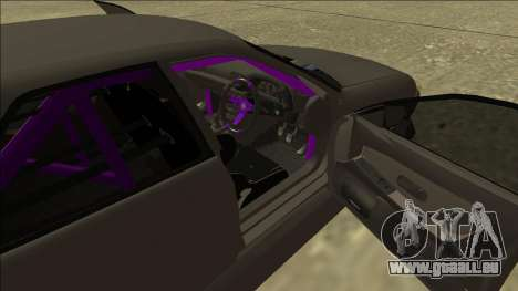 Nissan Skyline R32 Drift Sedan für GTA San Andreas obere Ansicht