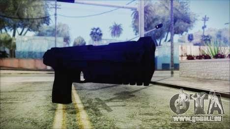 Pain 50 Caliber Pistol für GTA San Andreas