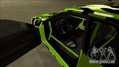 Nissan Skyline R32 Drift für GTA San Andreas Seitenansicht