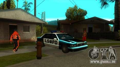 ENB Settings Janeair 1.0 für GTA San Andreas sechsten Screenshot