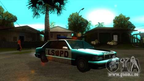 ENB Settings Janeair 1.0 für GTA San Andreas her Screenshot