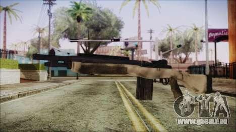 M308 PayDay 2 für GTA San Andreas
