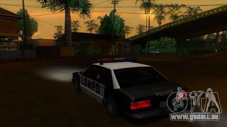 ENB Settings Janeair 1.0 pour GTA San Andreas deuxième écran