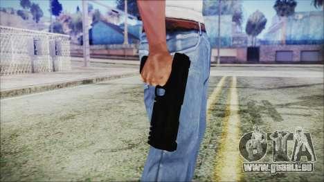 Pain 50 Caliber Pistol für GTA San Andreas dritten Screenshot