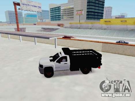Chevrolet Silverado 3500 HD pour GTA San Andreas