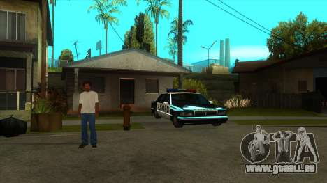 ENB Settings Janeair 1.0 für GTA San Andreas fünften Screenshot