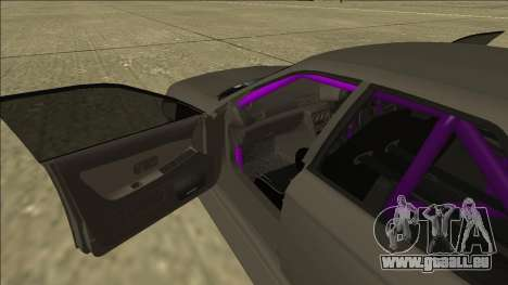 Nissan Skyline R32 Drift Sedan für GTA San Andreas Unteransicht