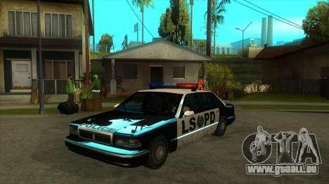 ENB Settings Janeair 1.0 pour GTA San Andreas troisième écran