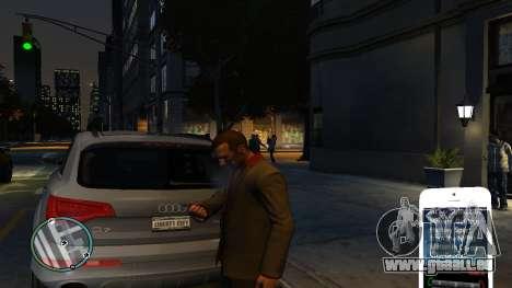 Réel NYC Noms de v1.1 pour GTA 4 cinquième écran