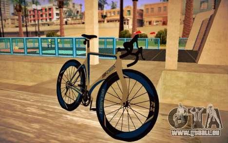 GTA V Tri-Cycles Race Bike für GTA San Andreas