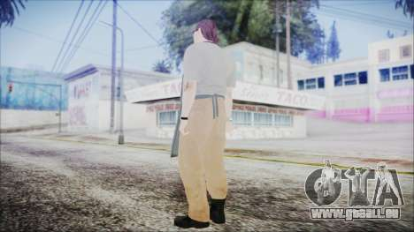 GTA 5 Ammu-Nation Seller 1 pour GTA San Andreas troisième écran