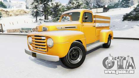 Ford F-150 1949 pour GTA 5