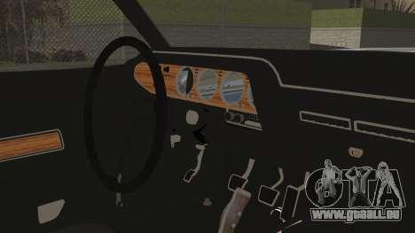 Dodge Challenger RT für GTA San Andreas rechten Ansicht