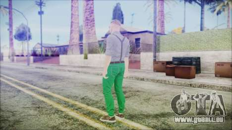 GTA Online Skin 60 für GTA San Andreas dritten Screenshot