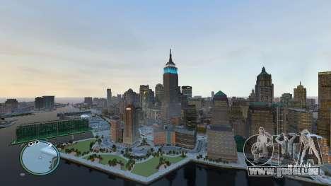 Réel NYC Noms de v1.1 pour GTA 4