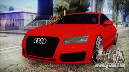 Audi A7 Messer v1 pour GTA San Andreas