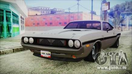 Dodge Challenger RT pour GTA San Andreas