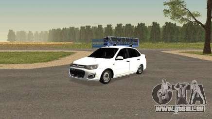 Lada Granlina pour GTA San Andreas