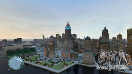Real NYC Namen v1.1 für GTA 4