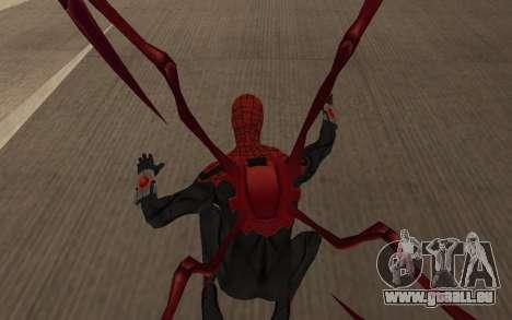 Superior Spider-Man durch Robinosuke für GTA San Andreas fünften Screenshot