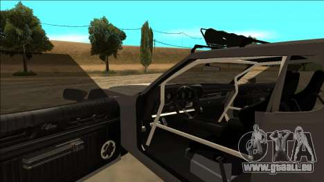 Ford Gran Torino Rusty Rebel pour GTA San Andreas