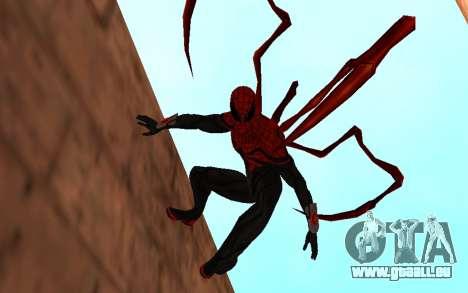 Superior Spider-Man par Robinosuke pour GTA San Andreas deuxième écran