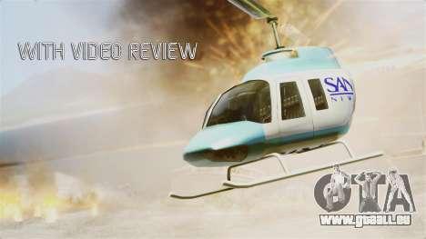 GTA 5 Effects v2 für GTA San Andreas