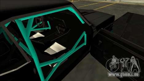 Chevrolet Camaro SS Drift für GTA San Andreas Seitenansicht
