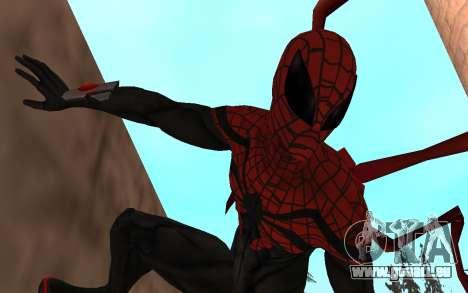 Superior Spider-Man durch Robinosuke für GTA San Andreas