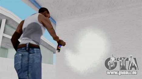 GTA 5 Effects v2 für GTA San Andreas elften Screenshot